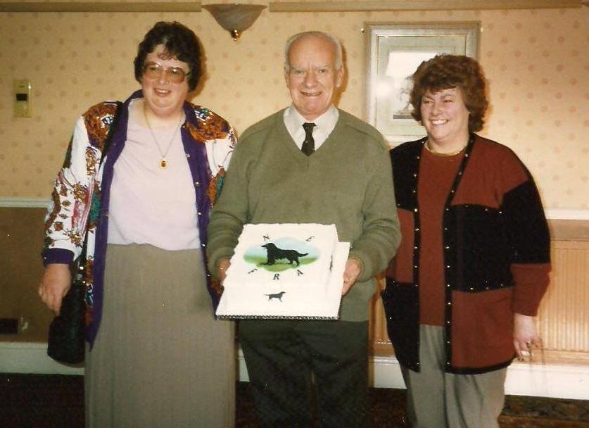 Elaine Whiting, Peter Forster, Sandra Kitching