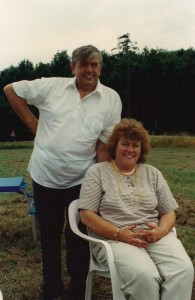 Bob and Sandra Kitching