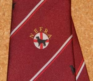 Red Tie detail £5