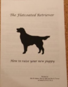 NEFRA Booklet £1.00