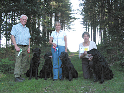 10th September 2006 Farnsfield – David Benson & Francesca Prentice