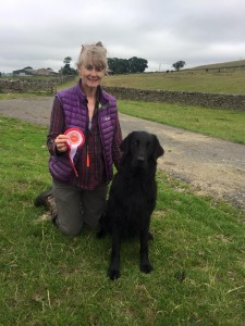Mags Brayfield and Contar Skeggles Water
